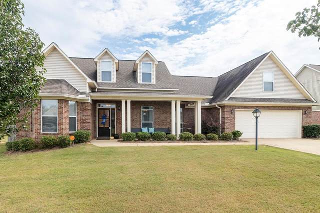 721 Savannah Drive, OXFORD, MS 38655 (MLS #146848) :: Cannon Cleary McGraw