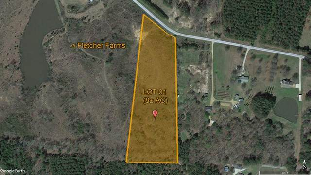 LOT 01 Cr 96 (Fletcher Farms - 8Ac), WATER VALLEY, MS 38965 (MLS #146851) :: Cannon Cleary McGraw