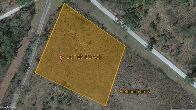 LOT 03 Cr 96 & Cr 176 (Fletcher Farms - 2Ac), WATER VALLEY, MS 38965 (MLS #146852) :: Oxford Property Group