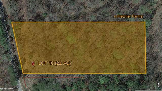 LOT 10 Cr 176 (Fletcher Farms - 2Ac), WATER VALLEY, MS 38965 (MLS #146853) :: Cannon Cleary McGraw