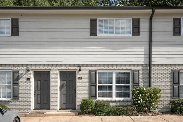 1802 West Jackson Avenue #49, OXFORD, MS 38655 (MLS #146908) :: John Welty Realty