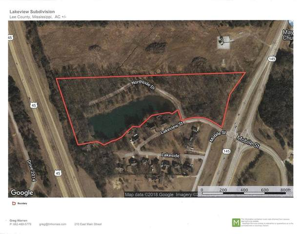 0 Lakeside Avenue, OTHER, MS 38866 (MLS #146925) :: John Welty Realty