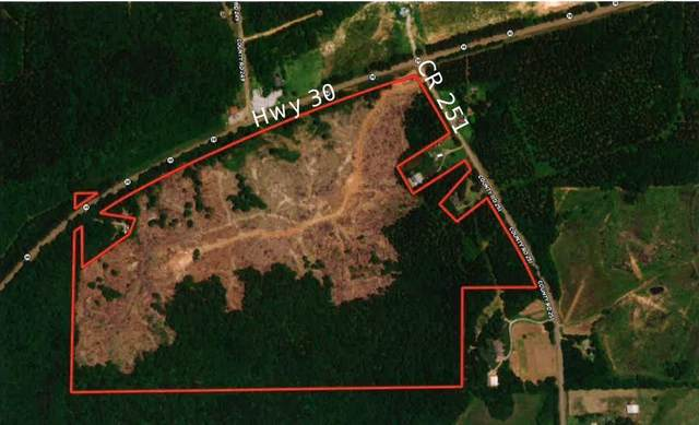 0 Hwy 30 & Cr 251, OXFORD, MS 38655 (MLS #146929) :: John Welty Realty
