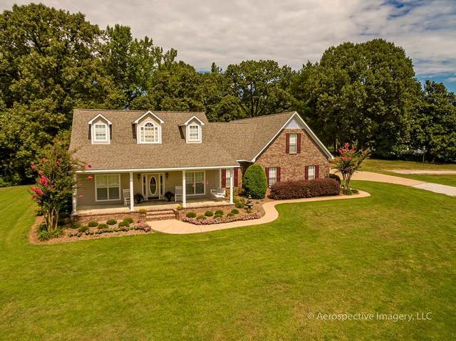 552 Highway 314, OXFORD, MS 38655 (MLS #146931) :: John Welty Realty