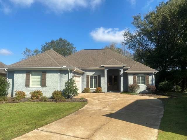 769 Nottingham Drive, OXFORD, MS 38655 (MLS #146938) :: John Welty Realty