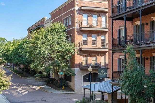 1400 Van Buren Avenue #107, OXFORD, MS 38655 (MLS #146942) :: Cannon Cleary McGraw