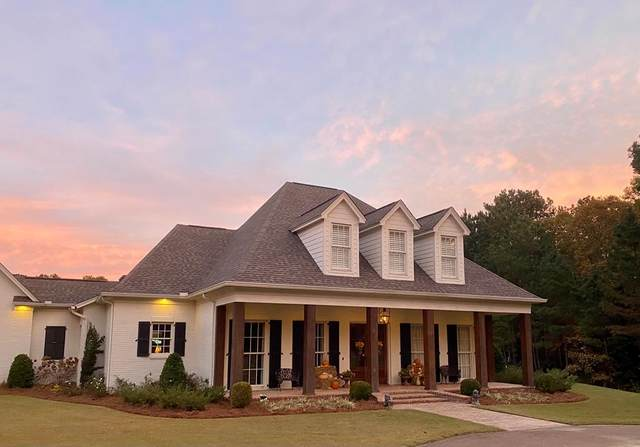 61 Cr 178, OXFORD, MS 38655 (MLS #146983) :: John Welty Realty
