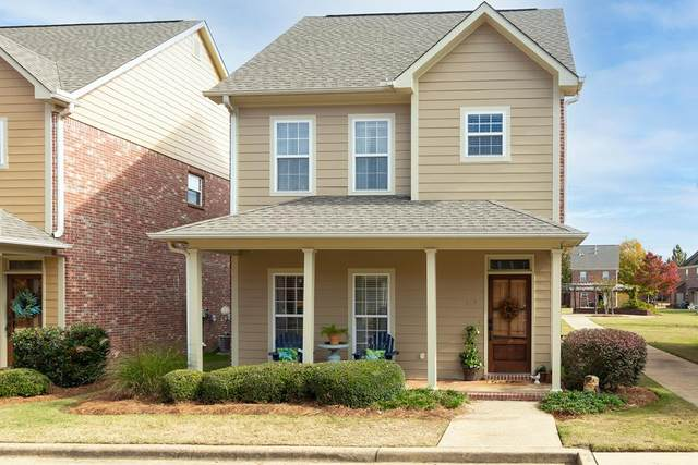 143 Pr 3049, OXFORD, MS 38655 (MLS #146993) :: Oxford Property Group