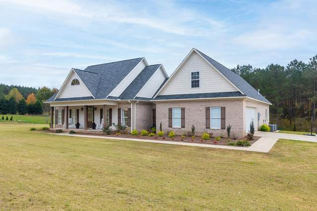 607 Cr 371, WATER VALLEY, MS 38655 (MLS #147000) :: Oxford Property Group