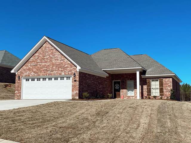 2026 Pebble Creek Loop, OXFORD, MS 38655 (MLS #147014) :: Cannon Cleary McGraw