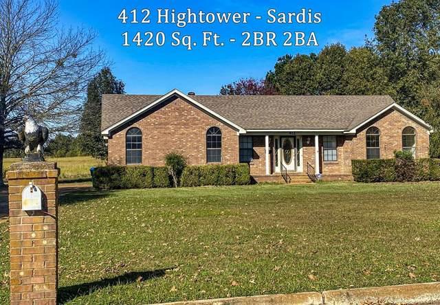 412 Hightower, SARDIS, MS 38666 (MLS #147033) :: John Welty Realty