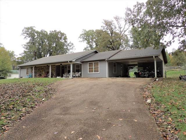 806 Cr 102, OXFORD, MS 38655 (MLS #147036) :: Cannon Cleary McGraw