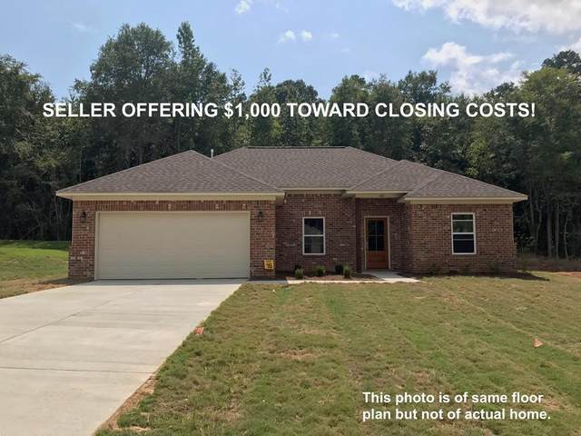 4019 Abbawood Dr, OXFORD, MS 38655 (MLS #147051) :: Oxford Property Group