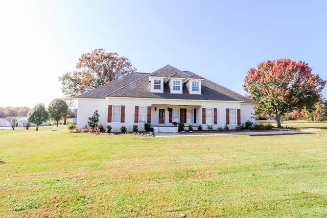 33 Cr 143, OXFORD, MS 38655 (MLS #147058) :: Oxford Property Group