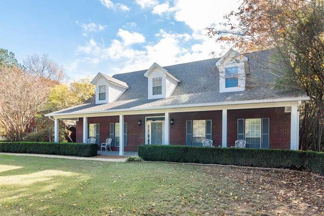 615 Hwy 6 W, OXFORD, MS 38655 (MLS #147059) :: Cannon Cleary McGraw