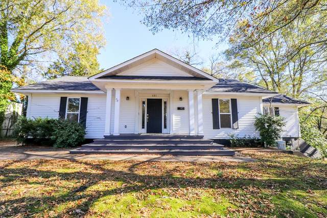 601-603 South 14th, OXFORD, MS 38655 (MLS #147065) :: John Welty Realty