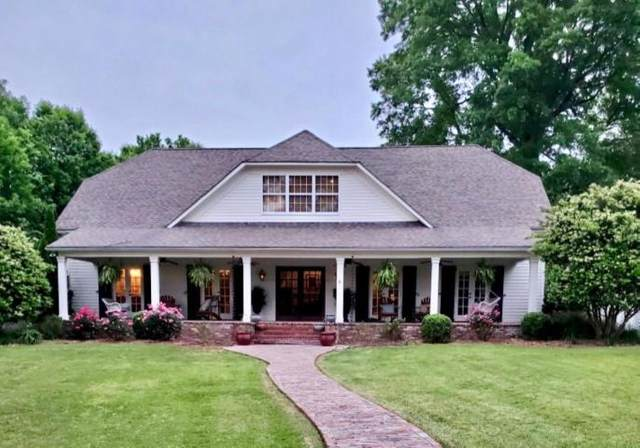 401 East Bankhead, NEW ALBANY, MS 38652 (MLS #147067) :: Oxford Property Group