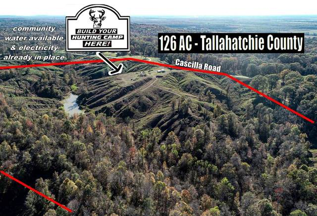 173 Cascilla Rd - Holcolmb - Tallahatchie County, OTHER, MS 38940 (MLS #147076) :: Oxford Property Group
