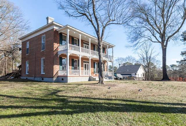 1711 Jackson Ave. E, OXFORD, MS 38655 (MLS #147101) :: Oxford Property Group