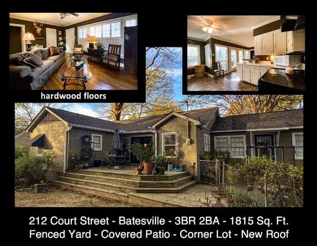 212 Court Street, BATESVILLE, MS 38606 (MLS #147109) :: John Welty Realty