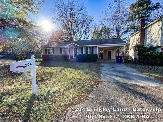 204 Brinkley Lane, BATESVILLE, MS 38606 (MLS #147110) :: John Welty Realty