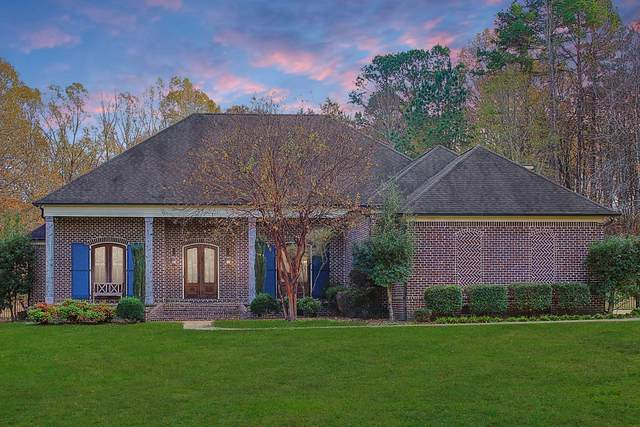 98 County Road 1032, OXFORD, MS 38655 (MLS #147135) :: Oxford Property Group