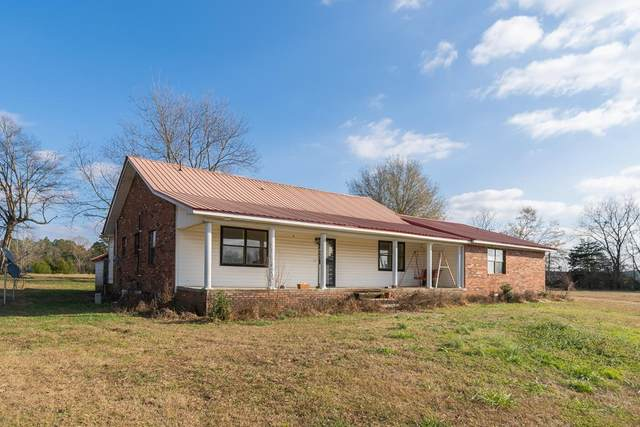 1226 Cr 107, NEW ALBANY, MS 38652 (MLS #147143) :: Cannon Cleary McGraw