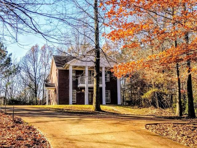 2114 Harris Drive, OXFORD, MS 38655 (MLS #147144) :: Cannon Cleary McGraw