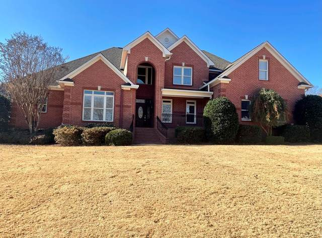 2041 West Wellsgate, OXFORD, MS 38655 (MLS #147151) :: Cannon Cleary McGraw