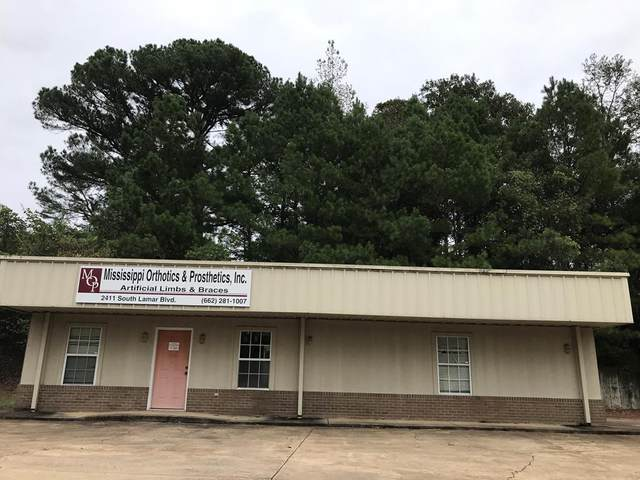 2411 S. Lamar, OXFORD, MS 38655 (MLS #147159) :: Cannon Cleary McGraw