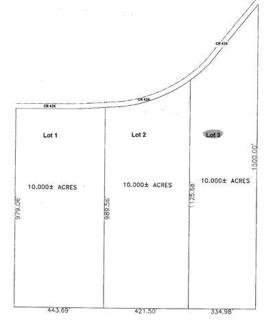 - Cr 424, Lot 3, OXFORD, MS 38655 (MLS #147171) :: John Welty Realty