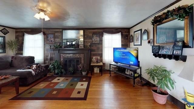 141 Burke-Calhoun City Road, Calhoun City, MS 38916 (MLS #147181) :: John Welty Realty