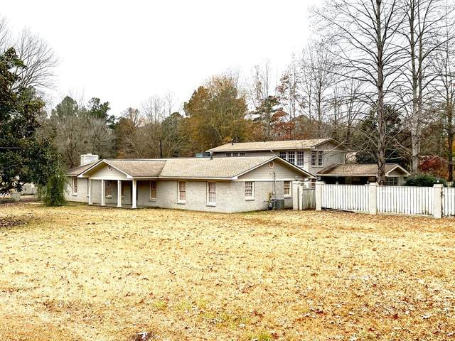 141 Moore Drive, Calhoun City, MS 38916 (MLS #147183) :: Cannon Cleary McGraw