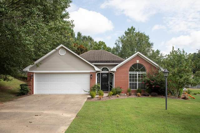 204 Tanner Dr., OXFORD, MS 38655 (MLS #147220) :: Cannon Cleary McGraw