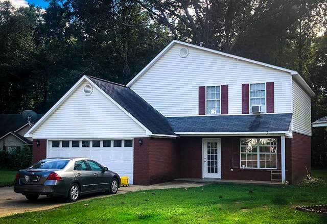 34 Gumtree Dr, OXFORD, MS 38655 (MLS #147277) :: Cannon Cleary McGraw