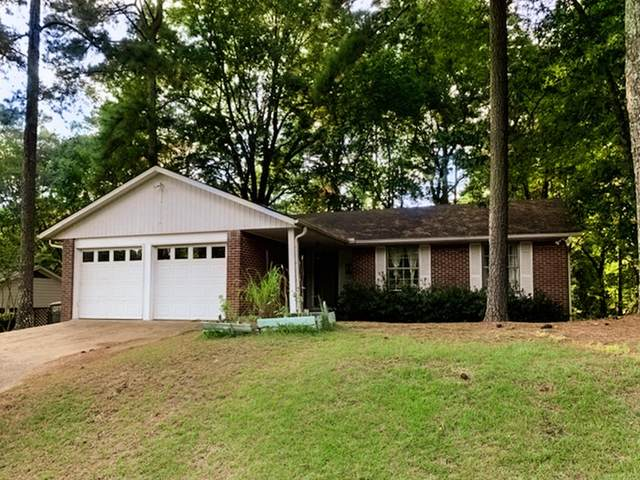 1207 Chickasaw, OXFORD, MS 38655 (MLS #147280) :: John Welty Realty