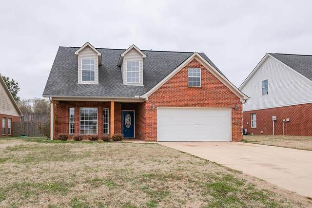 343 Hayat Loop, OXFORD, MS 38655 (MLS #147314) :: John Welty Realty