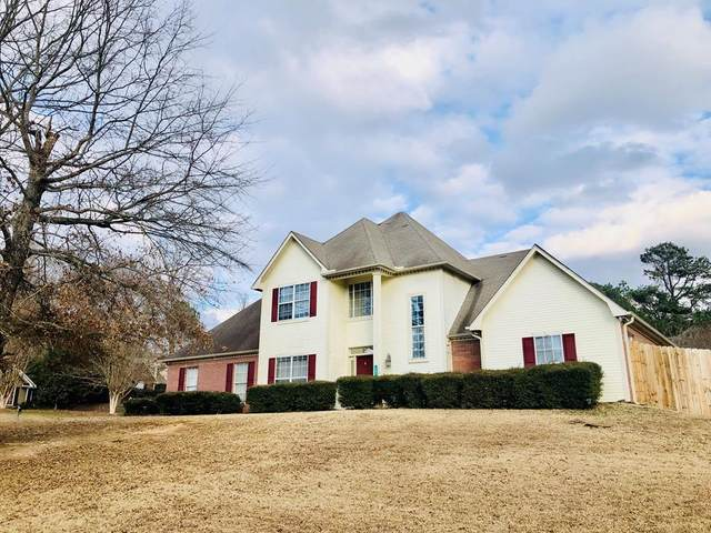 702 Summerset Drive, OXFORD, MS 38655 (MLS #147339) :: Oxford Property Group