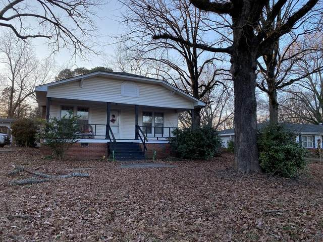 209 N. Pontotoc, BRUCE, MS 38915 (MLS #147342) :: Oxford Property Group