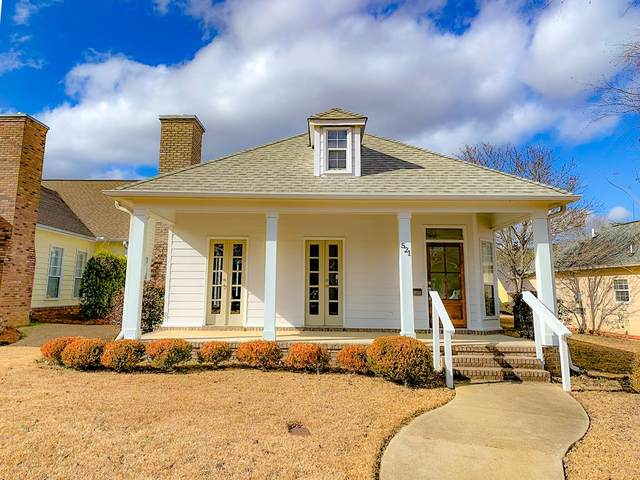 521 Exbury, OXFORD, MS 38655 (MLS #147345) :: Oxford Property Group