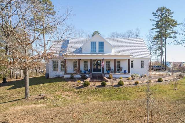 2109 Old Taylor Rd, OXFORD, MS 38655 (MLS #147358) :: Oxford Property Group