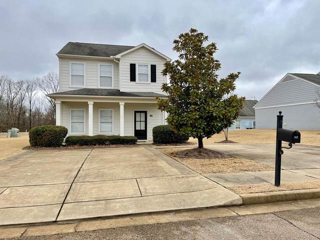 112 Saucer, OXFORD, MS 38655 (MLS #147392) :: Oxford Property Group