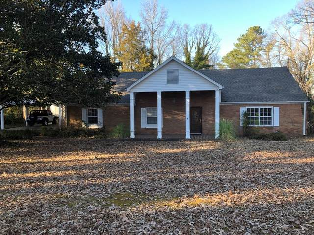 107 Colonial, OXFORD, MS 38655 (MLS #147428) :: Nix-Tann and Associates