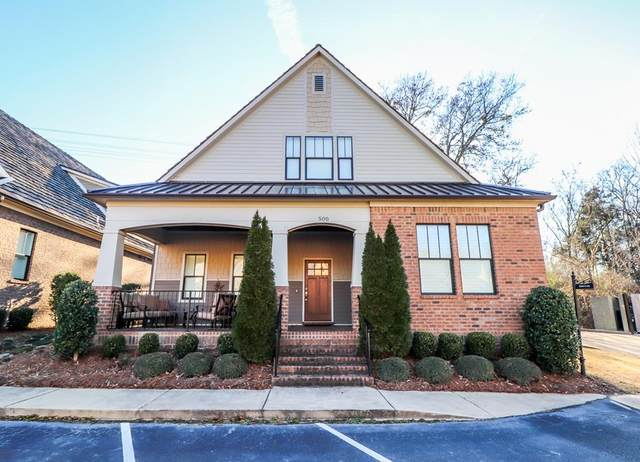 500 Grafton Cove, OXFORD, MS 38655 (MLS #147430) :: Oxford Property Group