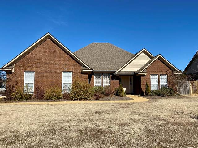 1241 Westbrook Drive, OXFORD, MS 38655 (MLS #147466) :: Cannon Cleary McGraw