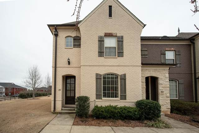 3001 Old Taylor #201, OXFORD, MS 38655 (MLS #147537) :: John Welty Realty