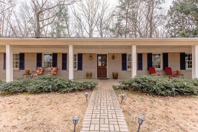 204 Country Club Road, OXFORD, MS 38655 (MLS #147538) :: John Welty Realty