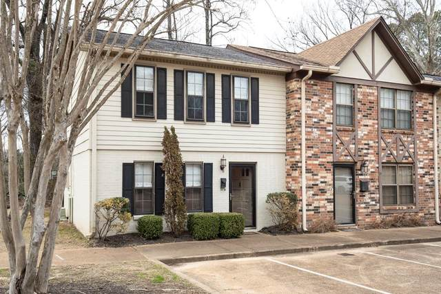 Unit #26 220 Elm Street, OXFORD, MS 38655 (MLS #147554) :: Cannon Cleary McGraw