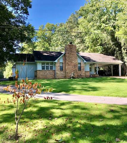 6 County Road 286, Iuka, MS 38852 (MLS #147566) :: Cannon Cleary McGraw