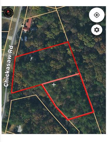 TBD Chickasaw Rd., POPE, MS 38658 (MLS #147573) :: Oxford Property Group